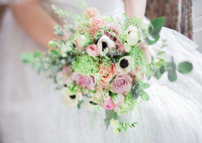 Boho Bridal Bouquet 2 Jenny Owens Photography