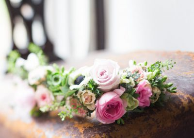 Boho Floral Crown - Jenny Owens Photography