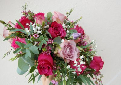 Country Pinks Bridal Shower Bouquet_Nicole