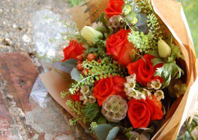 Seasonal Autumn Bouquet