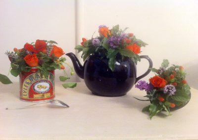 Seasonal Autumn Gingerbread Tea