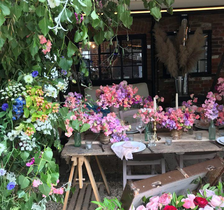 British Flowers Week 2020